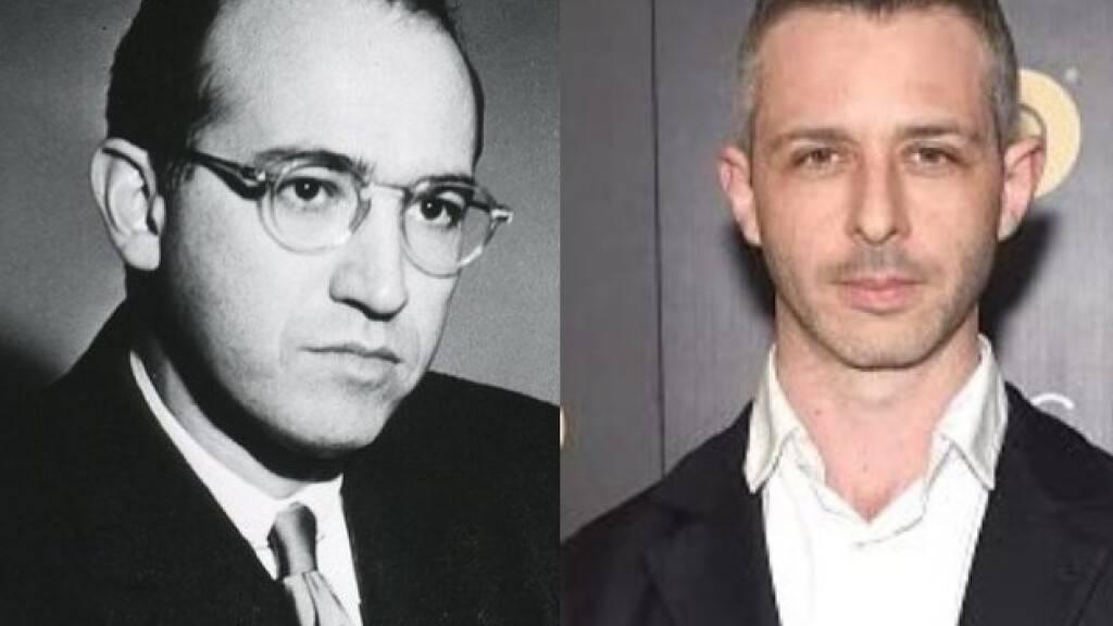 Jeremy Strong spielt Polio-Impfstoff-Entdecker Jonas Salk