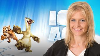 """Nicole Müller-Boder argumentiert in einer Klimadebatte auf Twitter mit dem Film """"Ice Age""""."""