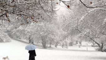 Kalte Luft aus Skandinavien lässt auch in der Schweiz die Temperaturen sinken (Archiv)