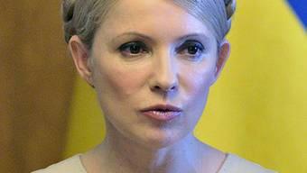 Die ukrainische Regierungschefin Julia Timoschenko (Archiv)