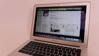 Das neue MacBook Air von Apple