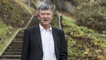 «Eine Prise Humor schadet nicht»: Peter Rüegg.