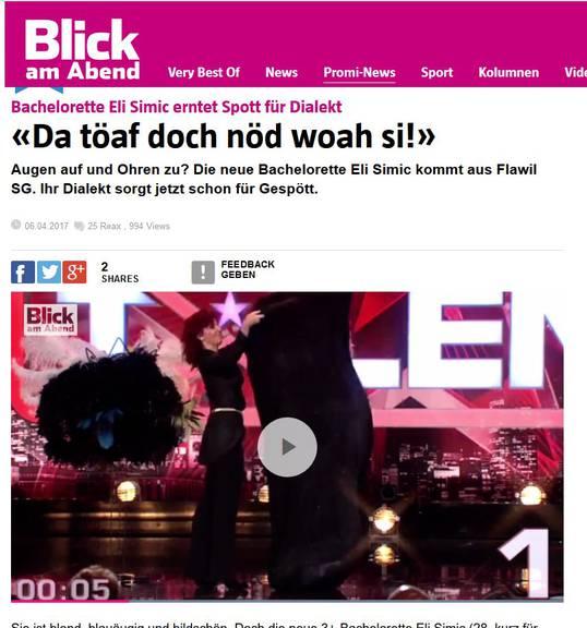 Screenshot: Blick