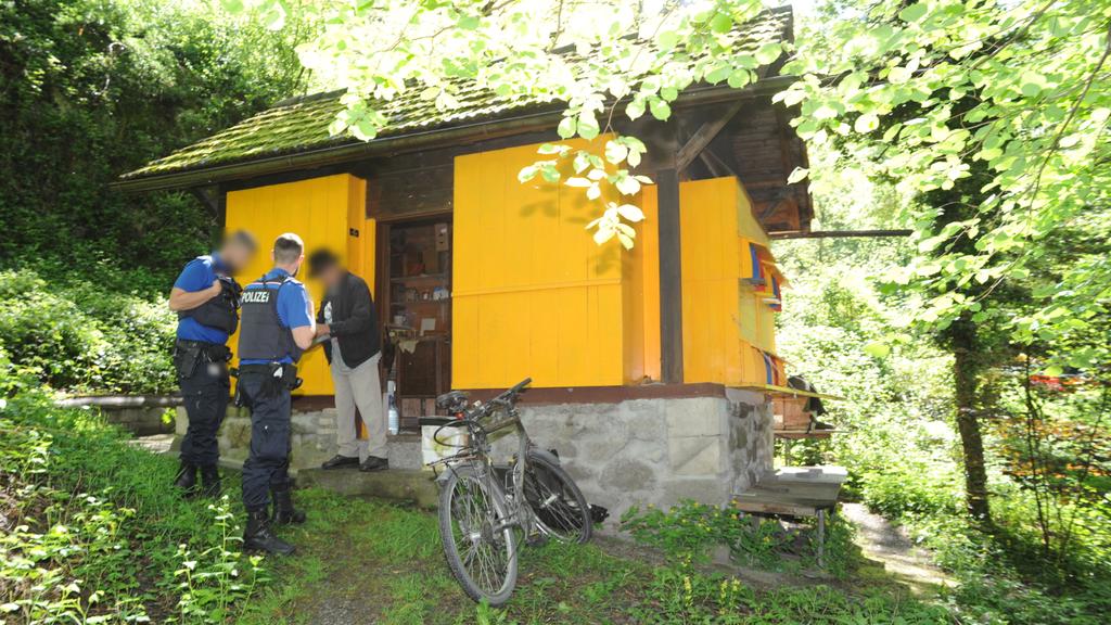 Einbruch und versuchte Brandstiftung in Bienenhaus