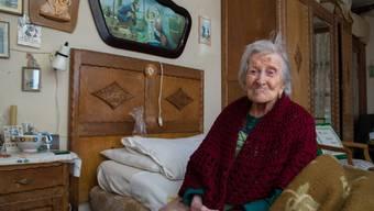 Sie gilt als ältester Mensch der Welt: Emma Morano. Die Italienerin wird am 29. November 117 Jahre alt. (Archiv)