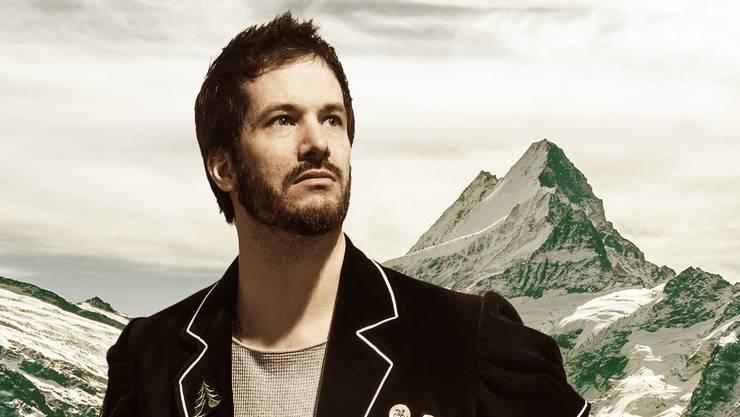 Schlunegger lebt in Zürich, doch sein Publikum ist auf dem Land und in den Bergen zu Hause.