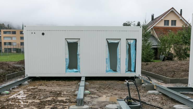 Die neue Unterkunft kostet etwa 480'000 Franken.