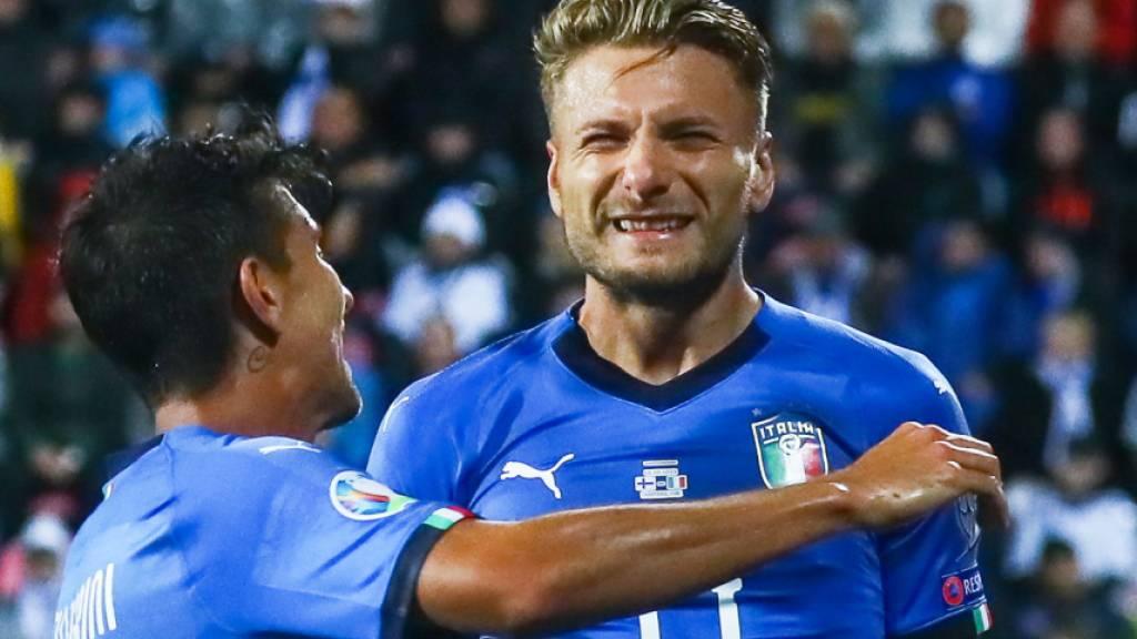 Italien und Spanien mit sechstem Sieg in Folge