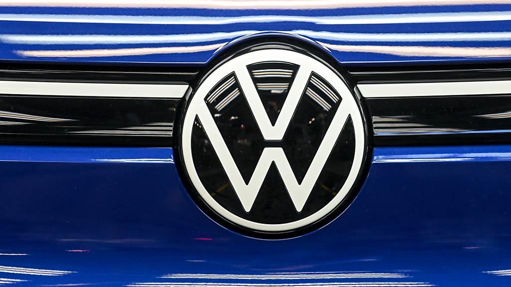 Bei Volkswagen sorgte die Corona-Krise 2020 für ein deutliches Minus. (Archiv)