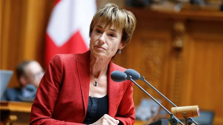 Wer in der Gesundheitspolitik etwas bewirken will, kommt an ihr nicht vorbei: CVP-Nationalrätin Ruth Humbel.