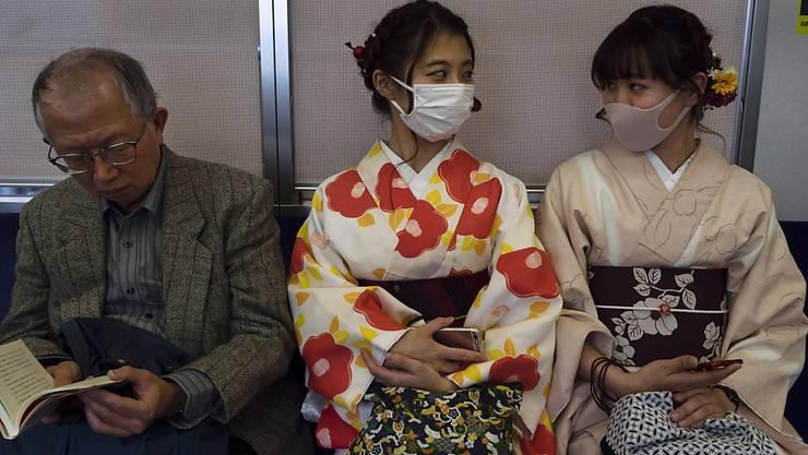 Die Zahl der täglichen Neuinfektionen mit dem Coronavirus ist in Südkorea auf unter 100 gesunken. (Archivbild)