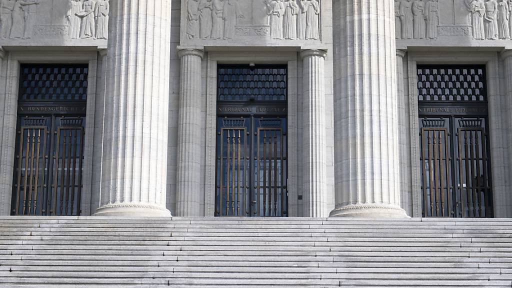 Das Bundesgericht hat eine einmonatige Untersuchungshaft für einen Minderjährigen für rechtens befunden. (Archivbild)