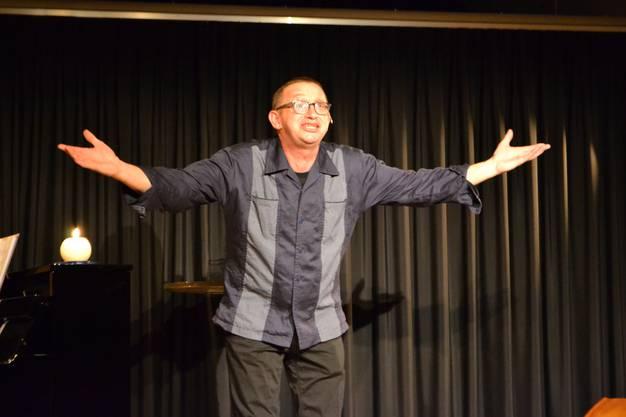 Philipp Galizia, Sänger und Schauspieler