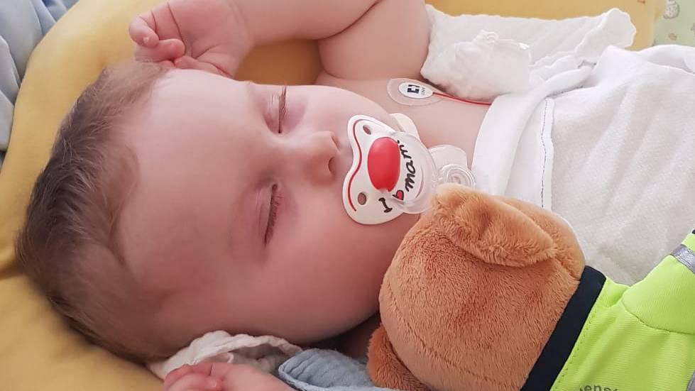 37'000 Franken Spenden für Kleinkind Robin