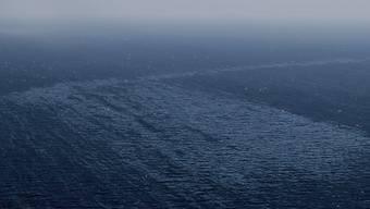 Ölteppich nach der Havarie des Fischerbootes vor Gran Canaria