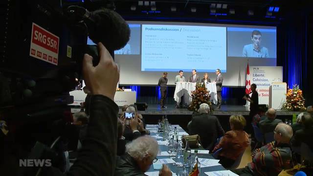 FDP sagt klar Nein zu «No Billag»