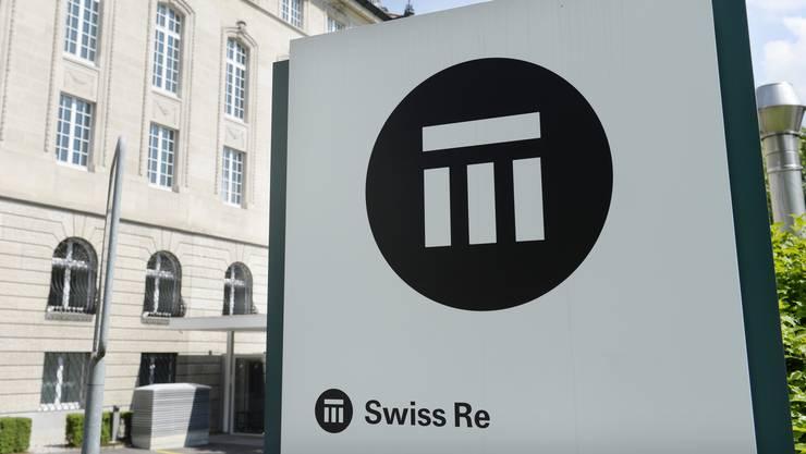 Die Swiss Re nominiert drei neue Verwaltungsräte.