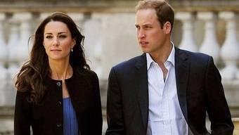 Anfang 2012 muss Prinz William einen mehrwöchigen Einsatz auf den Falklandinseln absolvieren - ohne seine Gattin (Archiv)