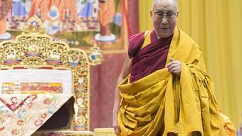 Der Dalai Lama zu Besuch in Basel