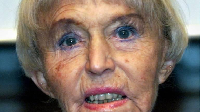 Beate Uhse wäre am 25. Oktober hundert Jahre alt geworden, sie starb 2001 in St.Gallen.