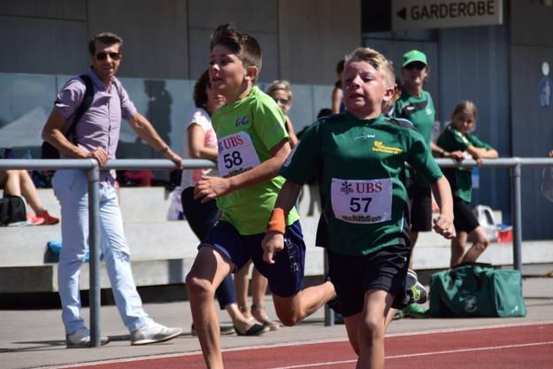 Letzten Samstag, 23. Juni,fand der zweite UBS Kids Cup in Widen statt, ein bereicherndes Erlebnis für alle Bewegungsbegeisterten.