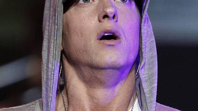 US-Rapper Eminem (Archiv)