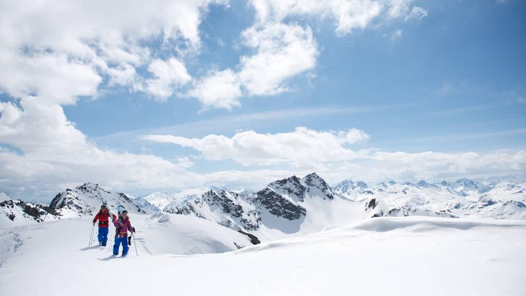 Eher zu wenig Schnee in Zentralschweizer Skigebieten