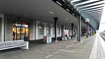 Stromausfall Bahnhof Solothurn