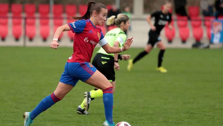 Bei den FCB-Frauen gibt es einen Umbruch: Captain Lara Marti verlässt den Verein und geht zu Bayer Leverkusen.