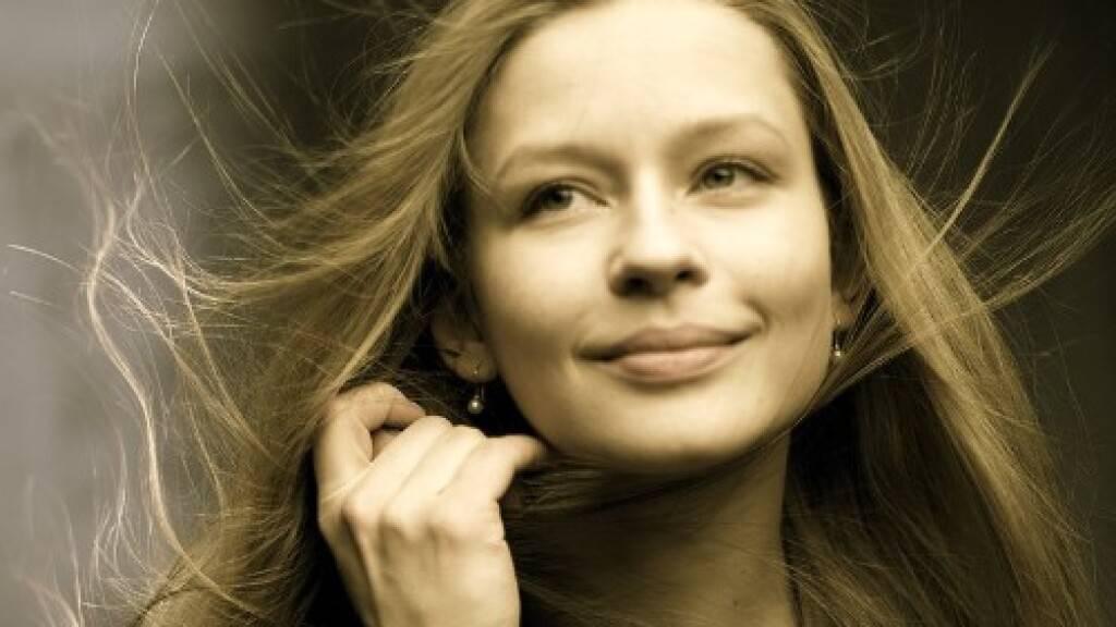 Die 36-jährige russische Schauspielerin Julia Peressild hat sich fachlich und physisch für eine Rolle auf der Raumstation ISS qualifiziert. Im Oktober geht's los. (Copyright Yulia Peresild)