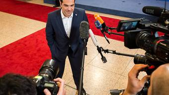 Der griechische Ministerpräsident Alexis Tsipras muss im Schuldenstreit viele Fragen beantworten. Zuletzt signalisierte er Kompromissbereitschaft. (Archiv)