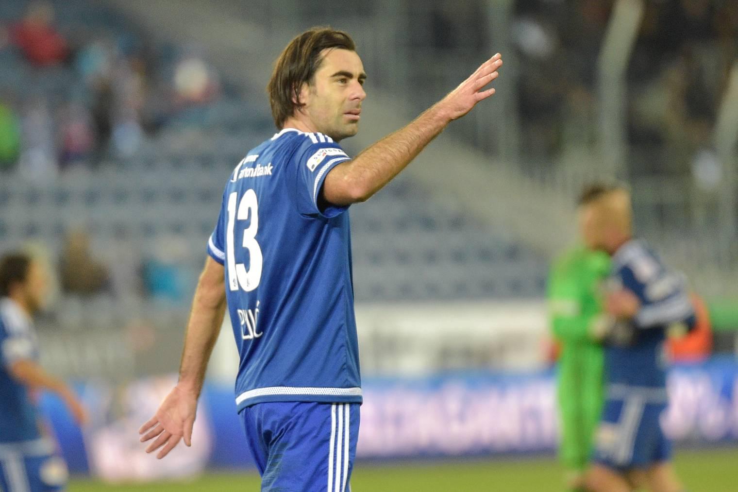 FCL-Spieler Tomislav Puljic