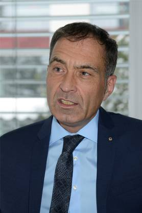 Rémy Wyssmann, Kantonsrat SVP, Kriegstetten