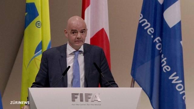 Infantino neuer FIFA-Präsident