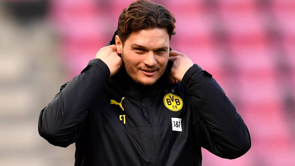 Edin Terzic könnte die Saison mit Borussia Dortmund doch noch zu einem guten Ende bringen