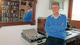 30 Jahre hat Walter Grete als Hausarzt in Bachenbülach praktiziert. Nun wehrt er sich für die Ärzte im Ruhestand.