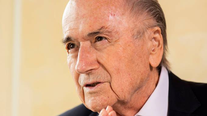 Joseph Blatter, ehemaliger Präsident des Weltfussballverbands FIFA.