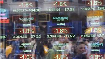 Vor 10 Jahren nahm die Finanzkrise ihren Lauf. Zunächst köchelte sie in opaken US-Wertschriften vor sich hin. (Symbolbild)
