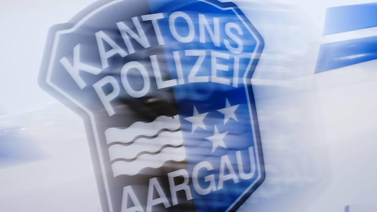Die Kantonspolizei Aargau sucht Augenzeugen. (Symbolbild)