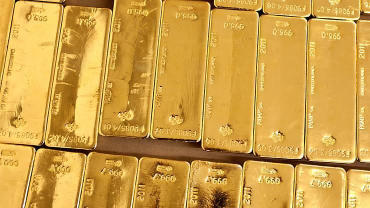 Das Goldabkommen, welches zahlreiche Zentralbanken 1999 erstmals abgeschlossen haben, um die damals von verschiedenen Zentralbanken geplanten Goldverkäufe zu koordinieren, läuft Ende 2019 aus und wird nicht erneuert. (Symbolbild)