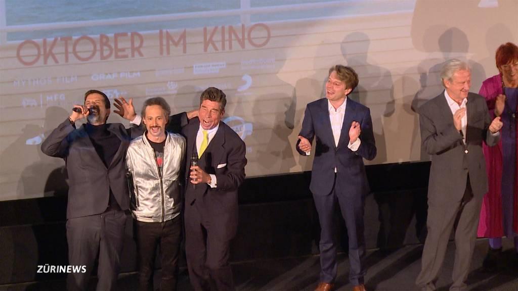 Udo-Jürgens-Musical: Weggefährten an Kinopremiere gerührt