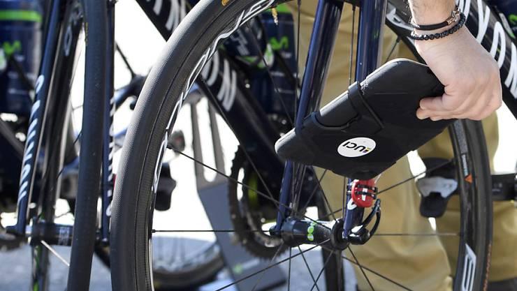 An der Tour de France wurde in keiner Kontrolle verstecktes Motor-Doping festgestellt