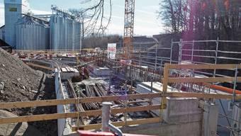 Nordportal Umfahrung Sins: Die Gemeinde hat dafür schon 8 Mio. Franken.