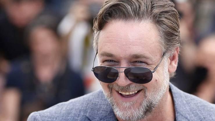 Russell Crowe bat mal Harrison Ford um ein Autogramm. Ford konnte nicht glauben, dass es sein Ernst war.  (Archivbild)