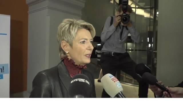 Bundesratswahl: FDP und CVP präsentieren je ein Zweierticket