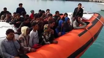 In Italien wird der Ansturm von Flüchtlingen aus Afrika immer grösser