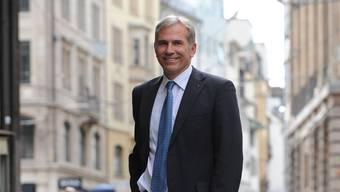 SVP-Kandidat Lorenz Nägelin drückte sich bisher um ein klares Bekenntnis zur Selbstbestimmungsinitiative seiner Mutterpartei.