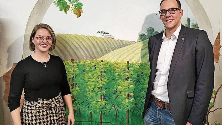 Deborah Geiser und Fabian Gloor wollen in den Kantonsrat.