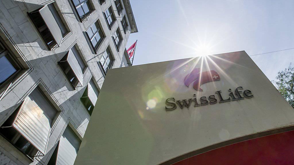 Swiss Life übernimmt die deutsche Immobiliengesellschaft BEOS. (Archiv)