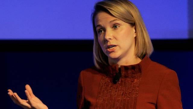 Yahoo-Chefin Marissa Mayer.